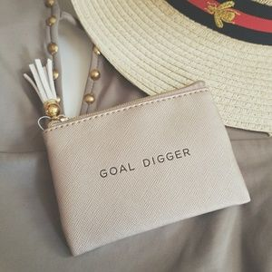 Accessories - GOAL DIGGER - Coin/Card case